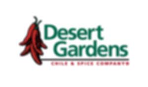 Desert Gardens Logo Design