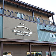 Horse Gulch Health Campus Architectural Graphics Design