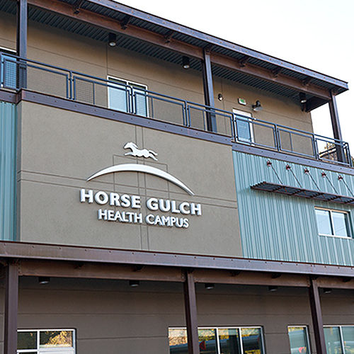 Horse Gulch Architectural Graphics