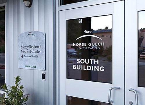 Horse Gulch Health Campus Signage