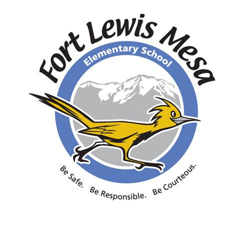 Fort Lewis Mesa Elementary School Logo Design