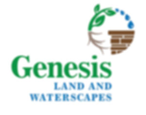 Genesis Land and Waterscapes Logo Design