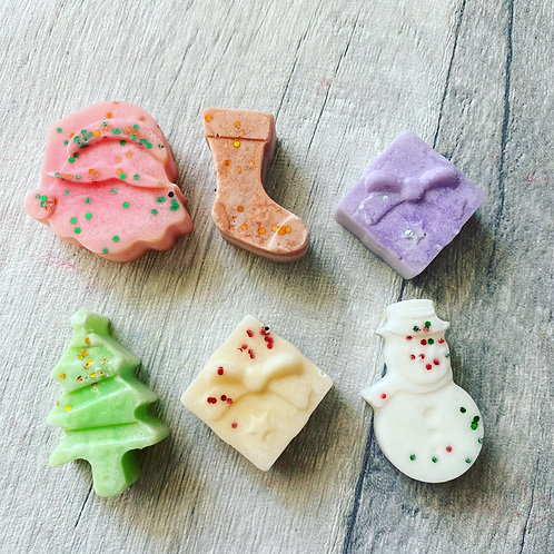 Christmas Scented Wax Melt Bags