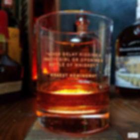 Ernest-Hemingway-Personalized-Whiskey-Qu