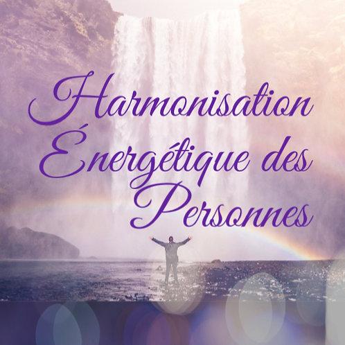 Harmonisation Énergétique des Personnes