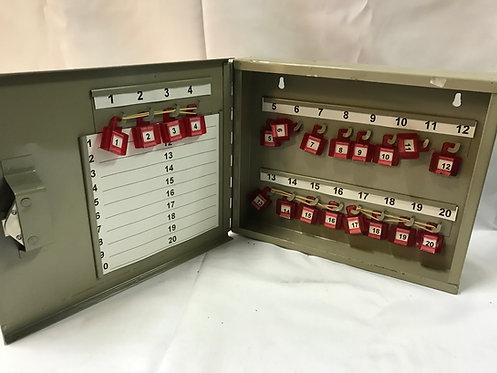 Archivero Guarda llaves de 20