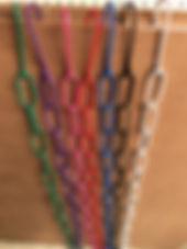 Cadenas Forradas de Plástico