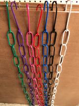 Cadenas de colores Reforzada