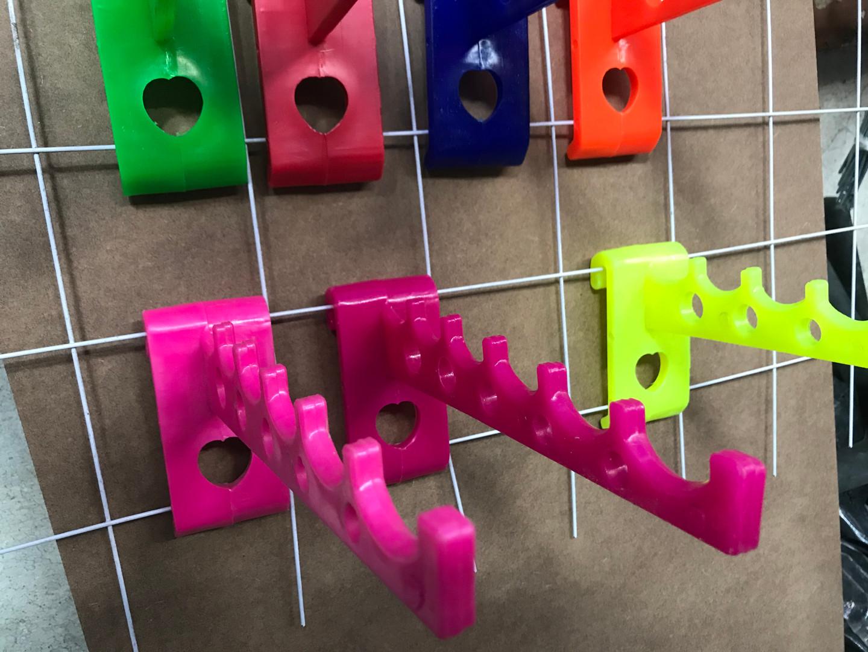 Cascadas de Plástico malla