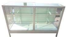 Vitrina  Exhibidora Eco Cristal 1.5m