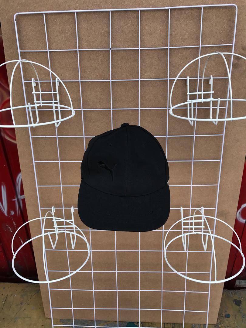 Porta Gorras para malla