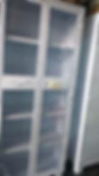 Gabinete Universal De almacenaje Puerta Cristal