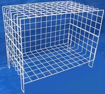 Caja de alambre 54x30