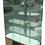 Aparador Vitrina Diamante Exhibidor Central De 1.20 De Largo