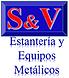 Estantería y Equipos Metálicos S&V