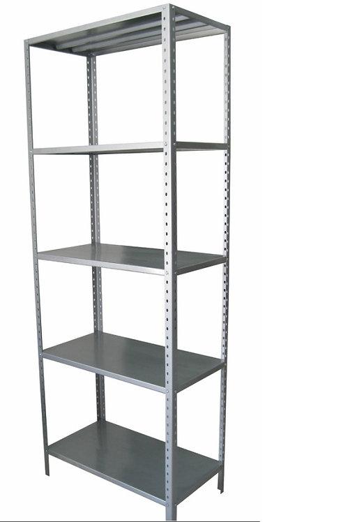 Estantería Anaquel Rack Metálico 85x45x2.20 cal.26
