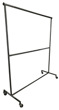 Rack Viajero Jaspeado silver 1.50x.50x1.80