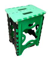 Banco plegable Plastico Verde