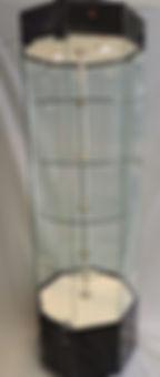 Aparador Octagonal Torre de Cristal