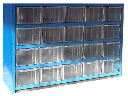 Gabinete  pastillero Anaquel Visible 20x20 Estantería sv
