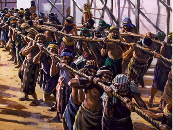 Image result for egyptian slavery