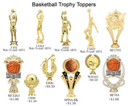 Basketball Toppers 2018-01