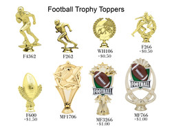 Football Toppers 2018-01