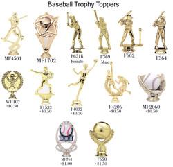 Baseball 2018 topper