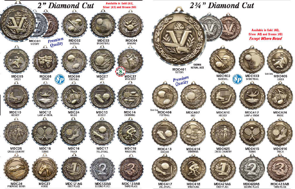 Medals 2021-04
