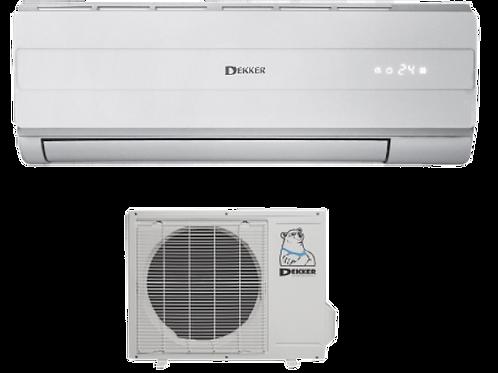 Dekker DSH105R/QDC R410 Inverter