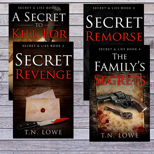 The Secret and Lies Series