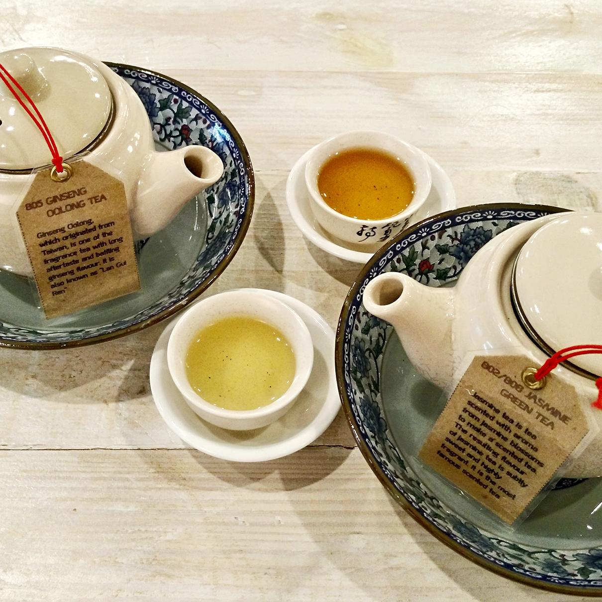 Noodle Shack Tea