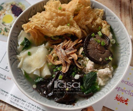 Noodle Shack Traditional Soup