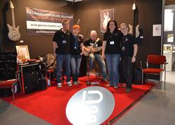 The PB Guitar Team