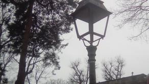 Av des Sapins - Un nouveau style de candélabre ?