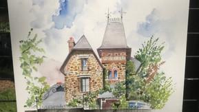 Une maison caractéristique de Beauchamp / Prix de la mairie / Recours contre sa destruction