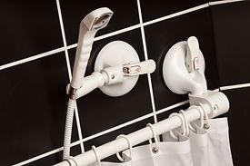 Støttegreb til immobilitet i badeværelse