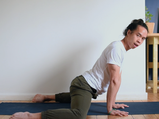 Why it is difficult to stretch your hips?