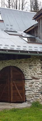 Salle Maïa vue extérieure arrière