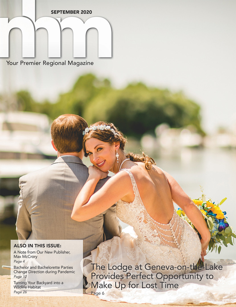 NHM Magazine September 2020