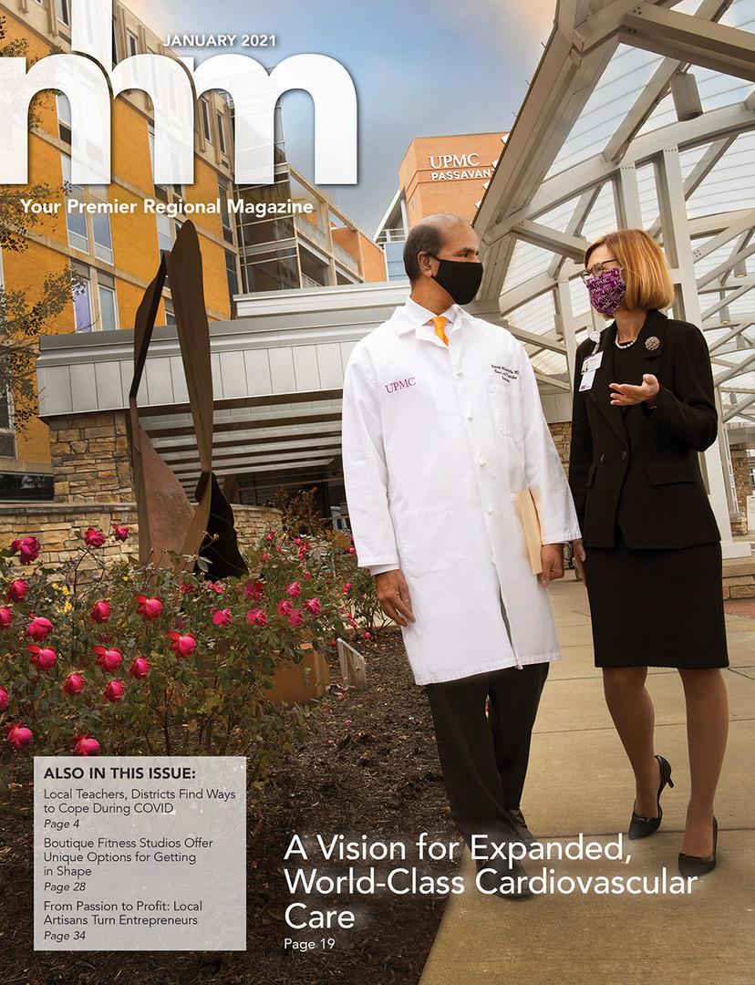NHM Magazine January 2021