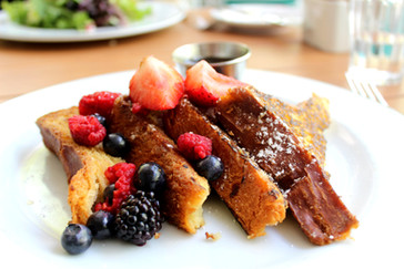 French Toast from New York City's Beauborg