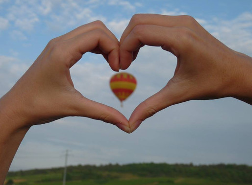 Joyeuses fêtes aux amoureux ! Saint - Valentin 2020