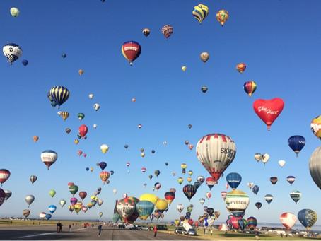 Retour sur le Grand Est Mondial Air Ballon 2019