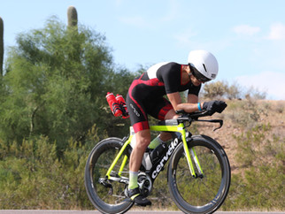 IRONMAN ARIZONA RACE REVIEW