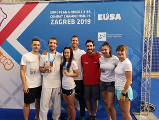 Vizeeuropameisterin EUC 2019