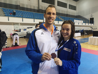 Bronze beim G1 Turnier in Larnaka/Zypern