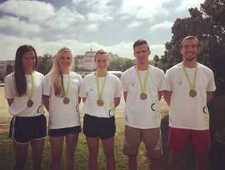 Gold & Bronze in Coimbra