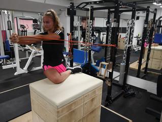 Jugend nutzt Sommerpause für Training