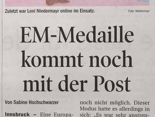 Leni Niedermayr wir Online Poomsae Europameisterin' 20